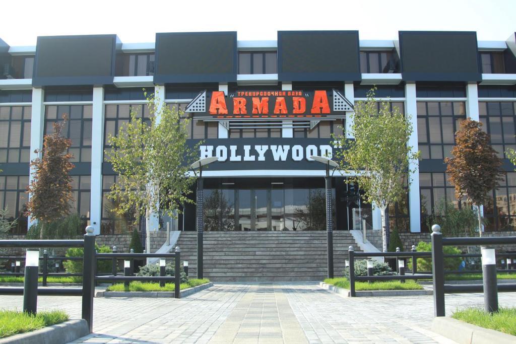 Отель Hollywood 2, Грозный