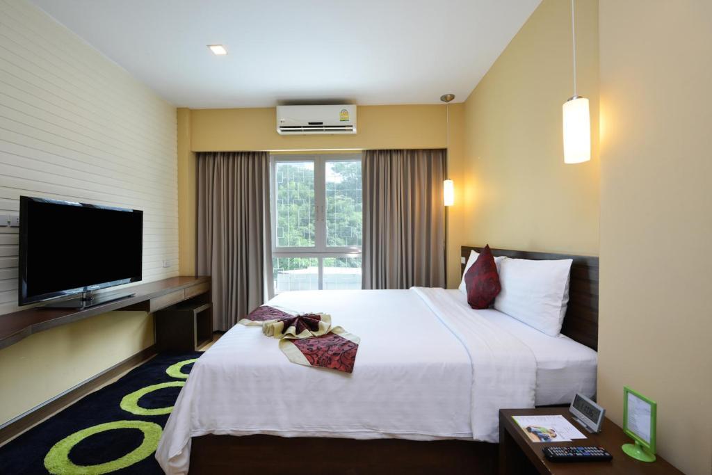 Отель iCheck Inn Silom, Бангкок