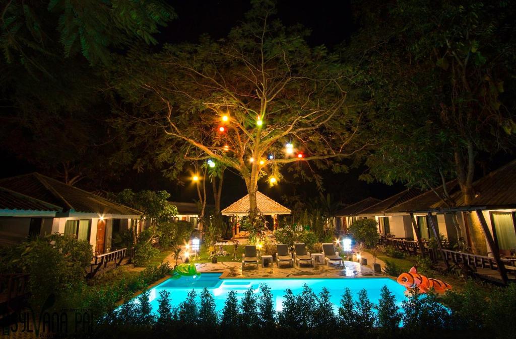 Курортный отель The Sylvana Pai, Пай