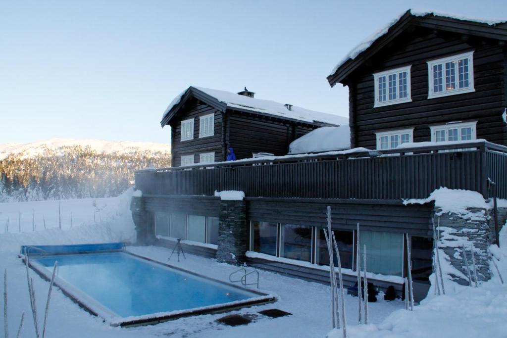 Ilsetra Hotell, Эйер, Норвегия