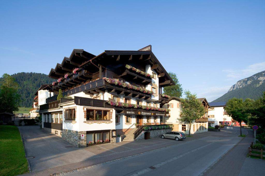 Hotel Eggerwirt, Бриксен-им-Тале, Австрия
