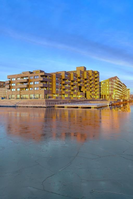 Wright Apartments - Sørenga, Осло, Норвегия