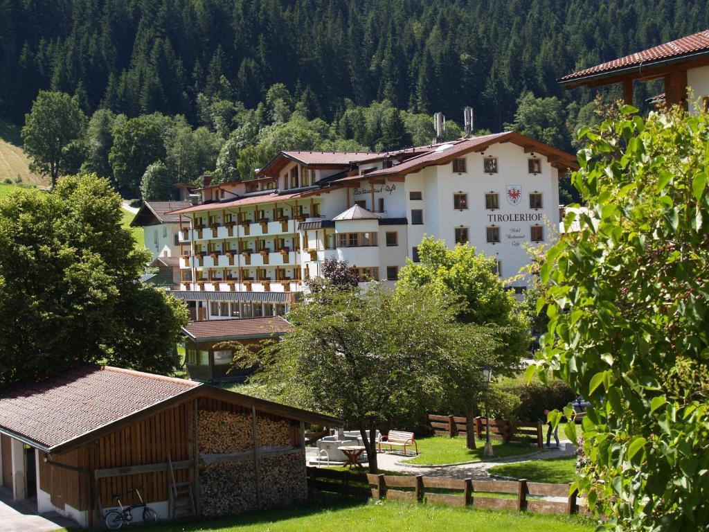 Landhotel Tirolerhof, Альпбах, Австрия