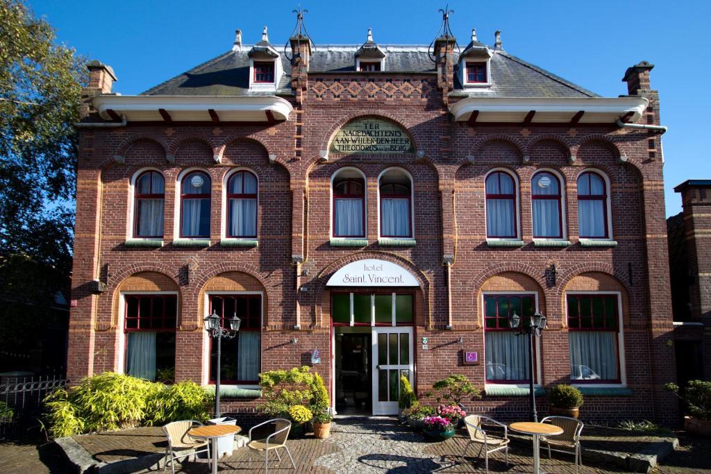 Hotel Saint Vincent, Гаага, Нидерланды