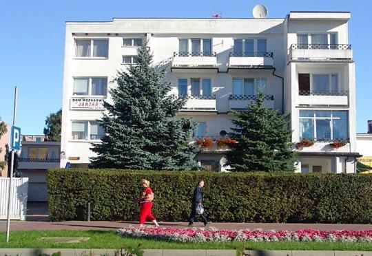 DW Jantar, Владиславово, Польша