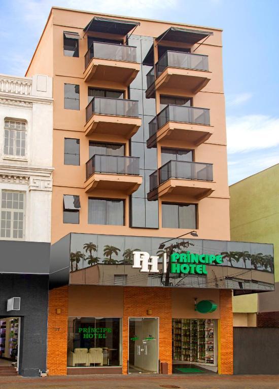 Отель Príncipe Hotel, Жоинвили