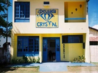 Гостевой дом Pousada Crystal, Праду