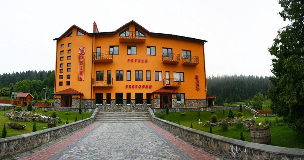 Отель Собинь, Розлуч
