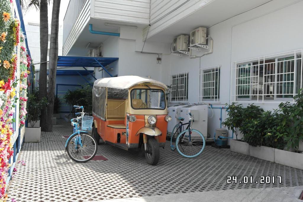 Хостел Kim Hostel 2 at Morleng, Бангкок