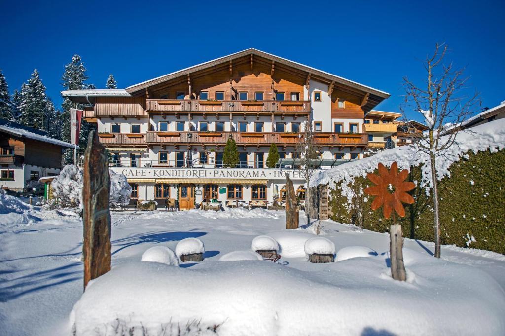 Hotel Alpenpanorama, Бриксен-им-Тале, Австрия