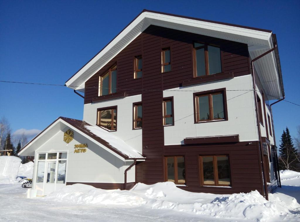 Отель Зима-Лето, Шерегеш