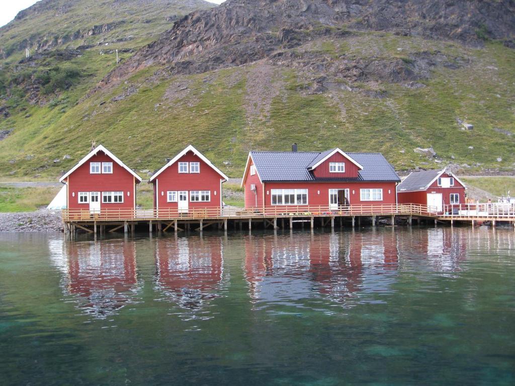 Honningsvåg/Sarnes, Хоннингсвог, Норвегия