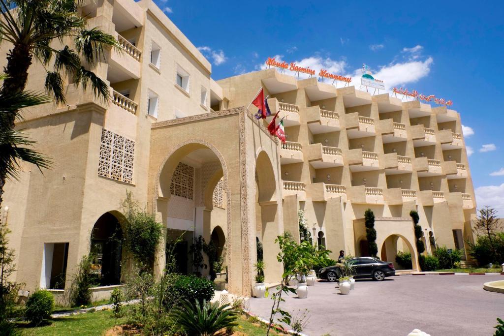 Отель Houda Yasmine Hammamet, Хаммамет