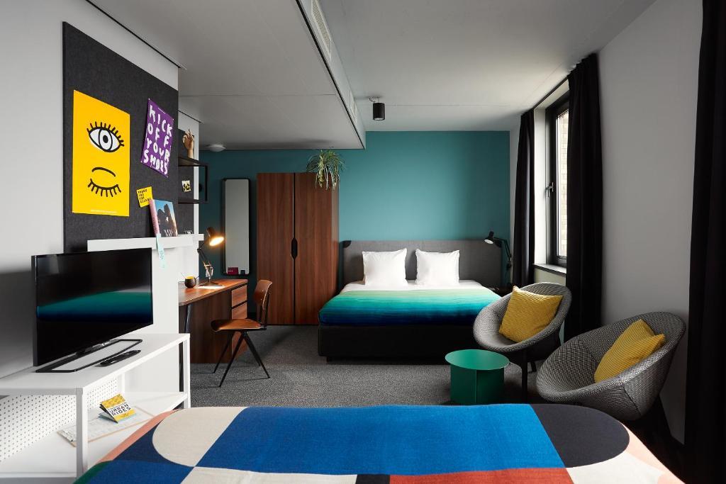 The Student Hotel Eindhoven, Эйндховен, Нидерланды