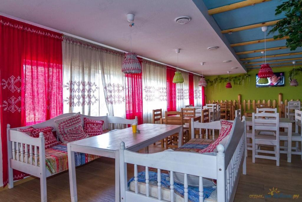 Лучшие отели Тамани