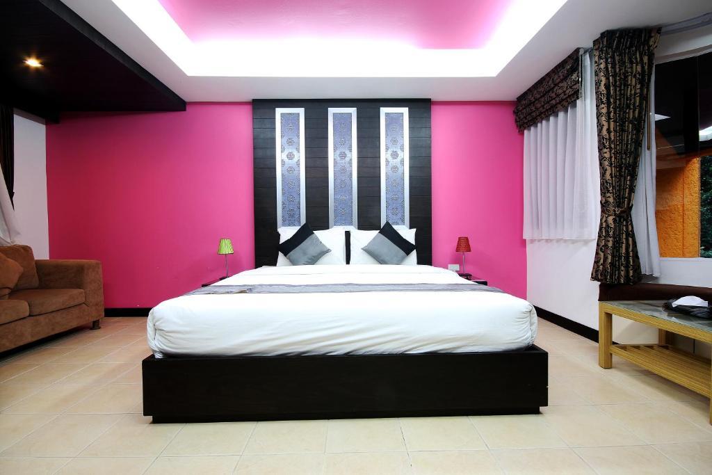 Отель Oasis Inn Bangkok, Бангкок