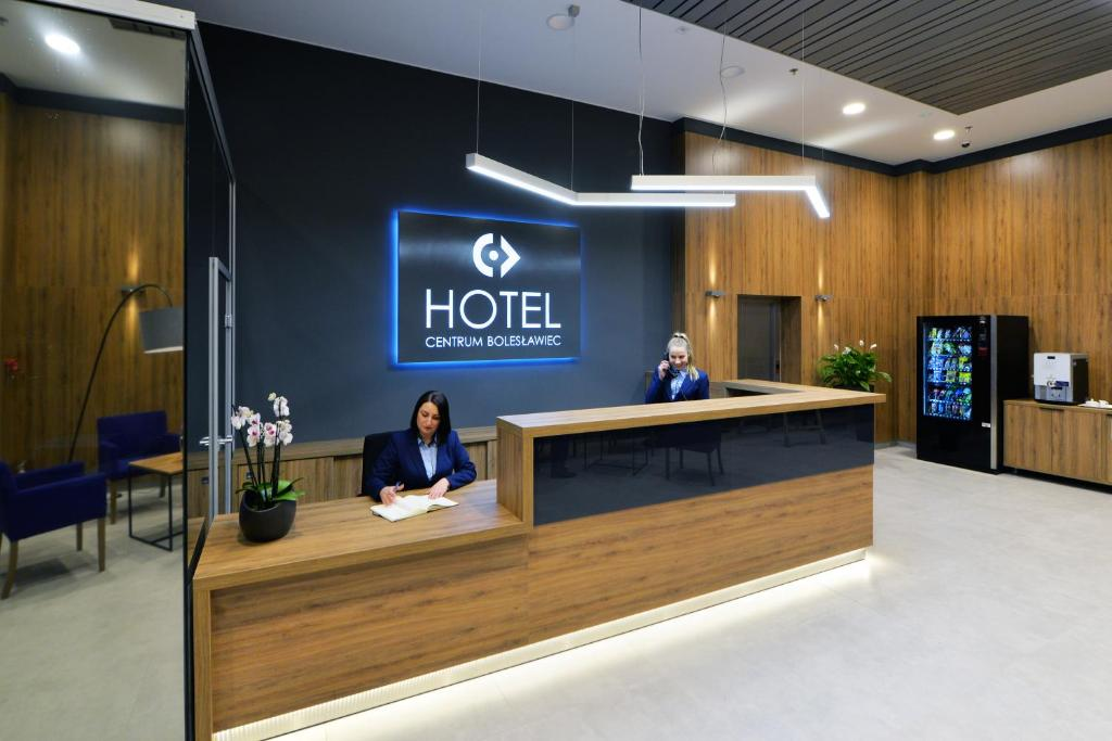 Hotel Centrum, Болеславец, Польша