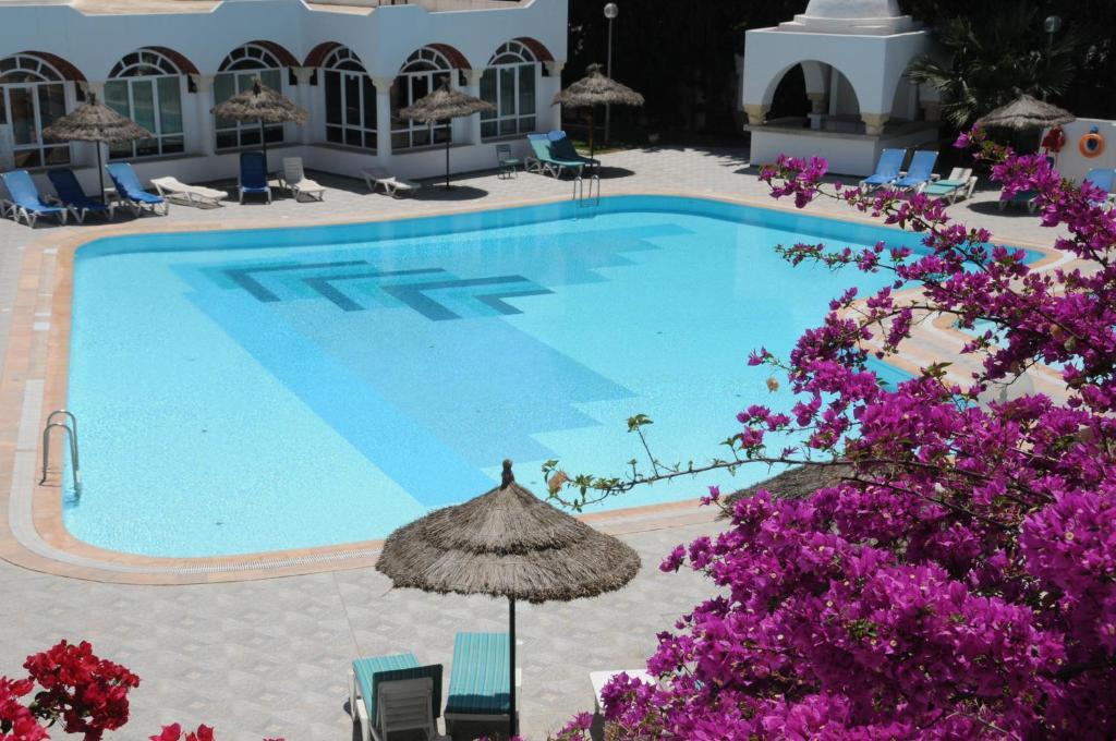 Отель Hotel Menara, Хаммамет