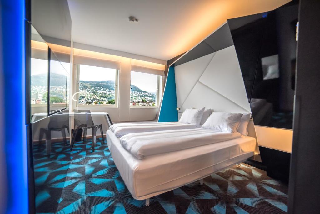 Magic Hotel Solheimsviken, Берген, Норвегия