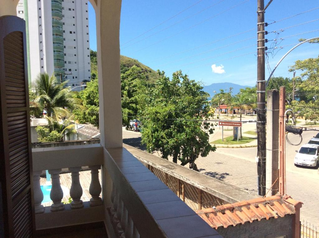 Апартаменты Chalet Sol da Prainha, Карагуататуба