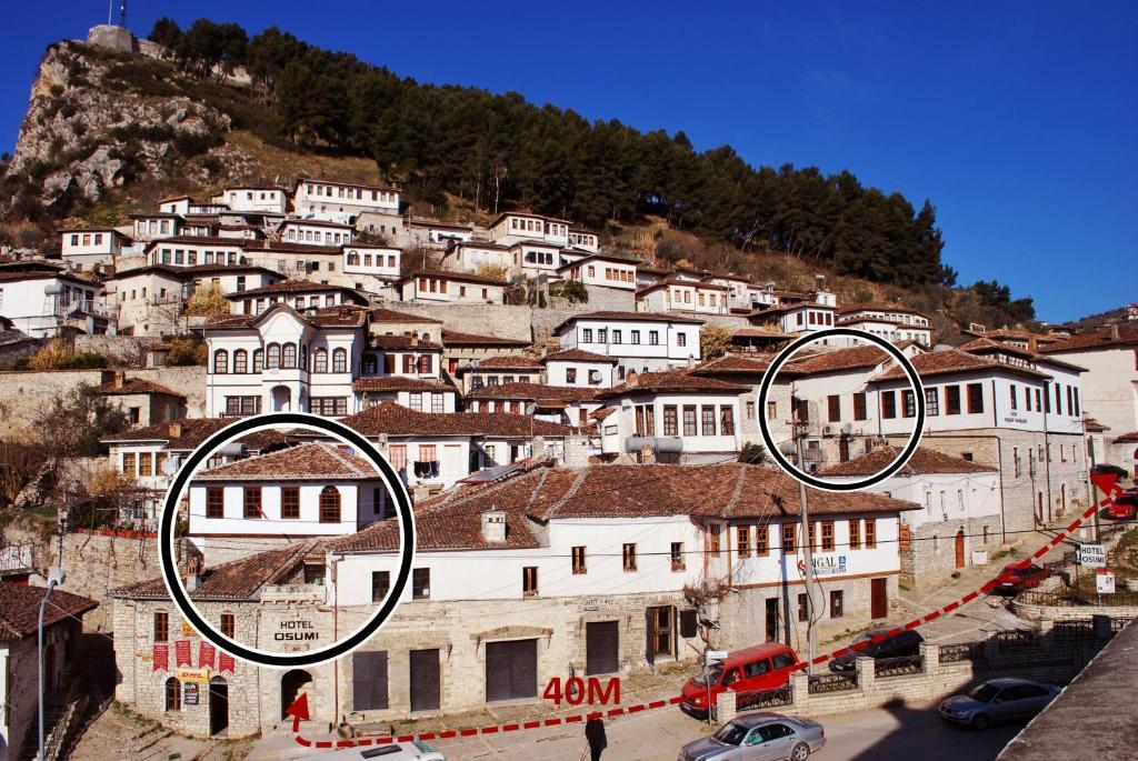 Hotel Osumi, Берат, Албания