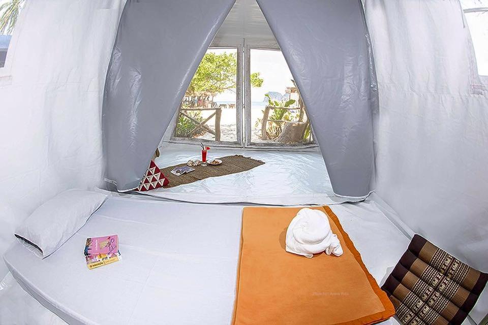 Отель Sea Camp by SeaOpenDiving Koh Hai, Кох-Нгай