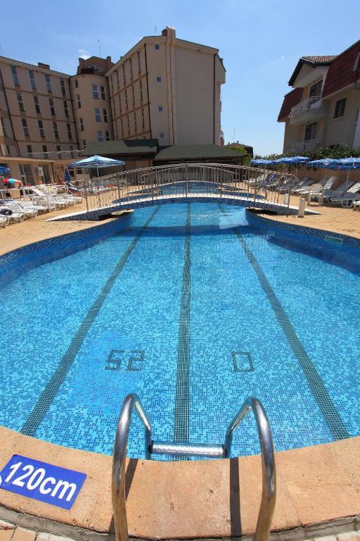 Рейтинг отелей Болгарии Всё включено