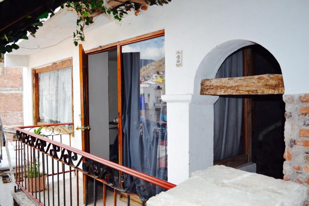 Апартаменты Escondite Mirador / Estudio, Гуанахуато