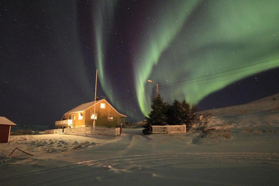 Kirkeporten Camping, Хоннингсвог, Норвегия