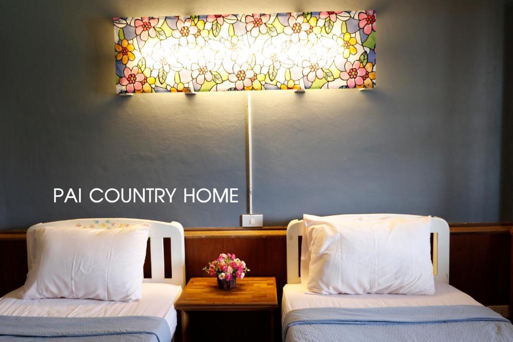 Гостевой дом Pai Country Home, Пай