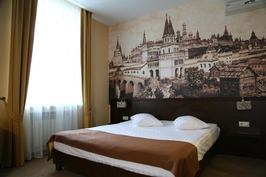 Отель Алтай, Москва