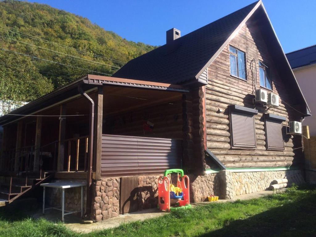 Дом для отдыха на Набережной, Небуг