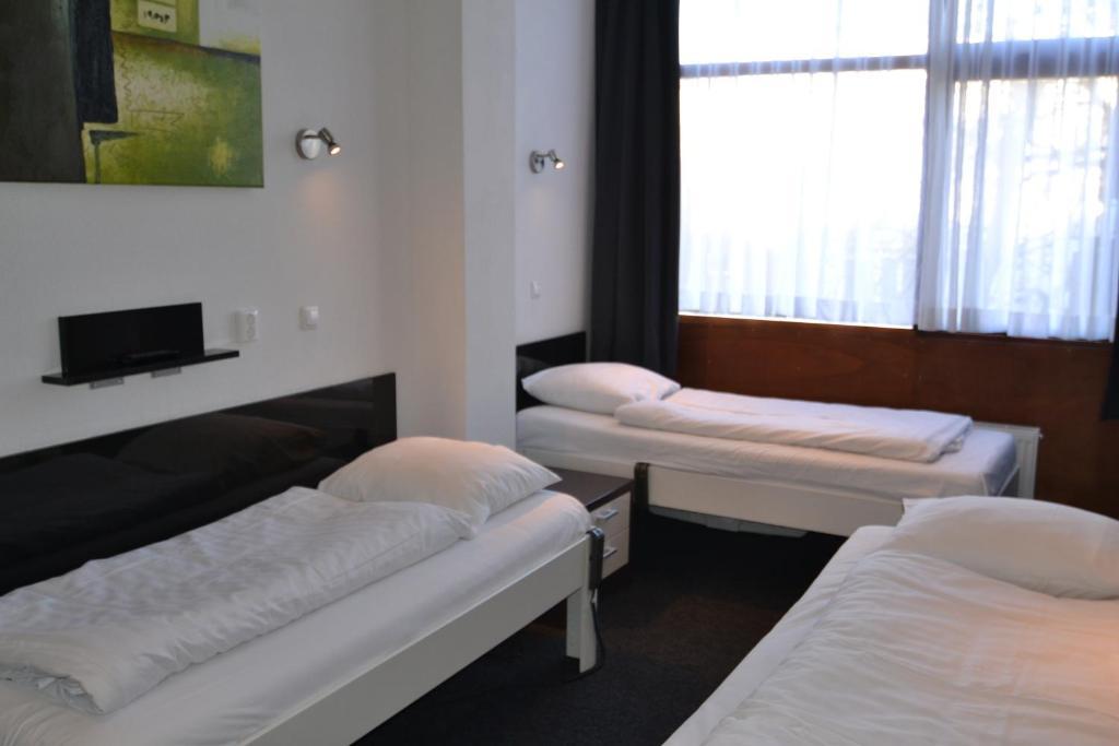Hotel Bienvenue, Роттердам, Нидерланды