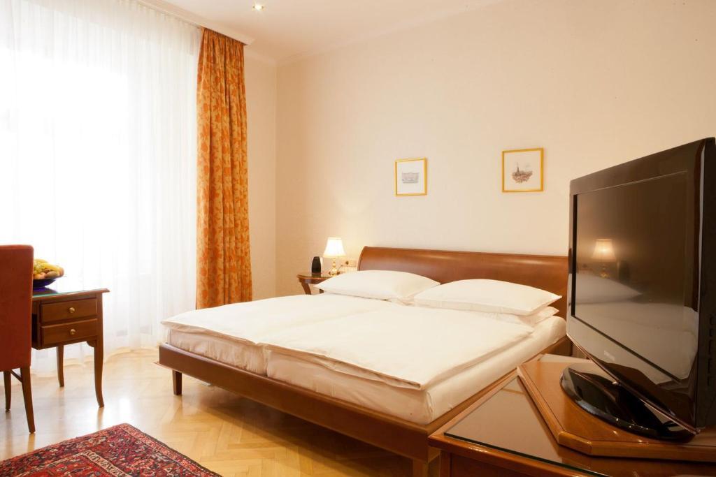 Hotel Kaiserin Elisabeth, Вена, Австрия