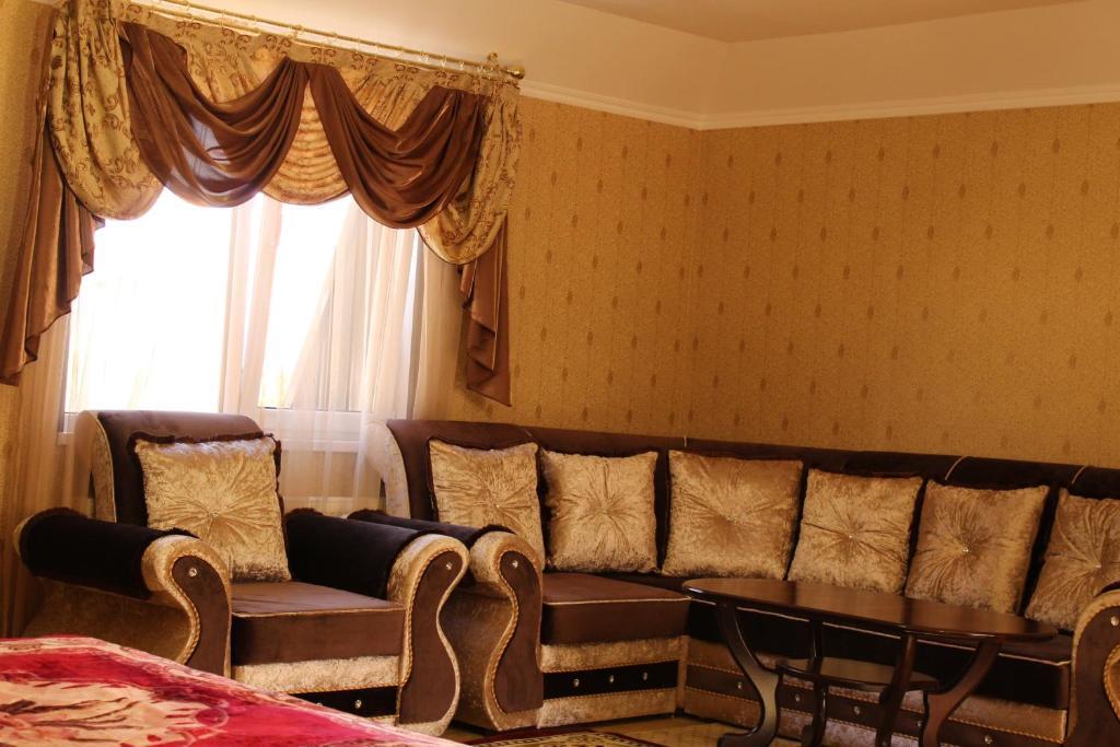 Отель Джан Туган, Терскол