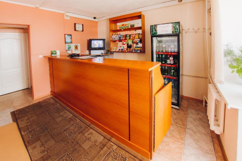 Отель Ikiries, Улан-Удэ