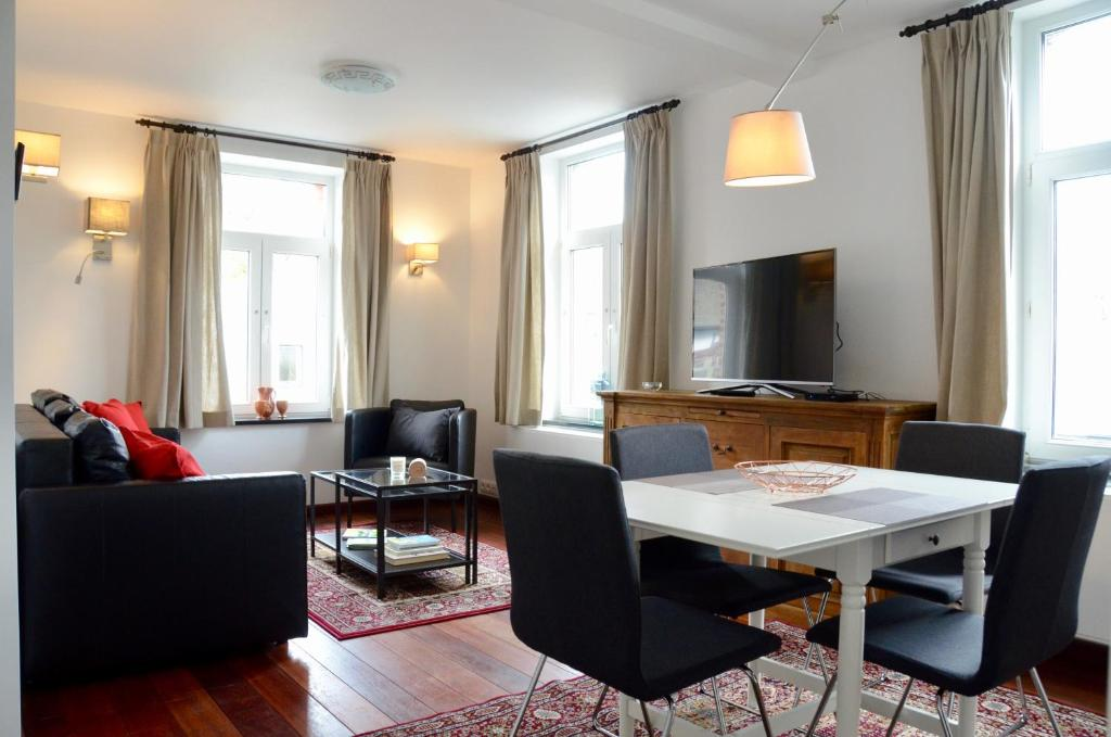 Le Baron Apartments, Ставело, Бельгия