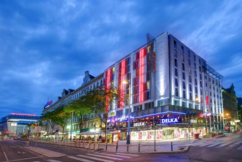 IntercityHotel Wien, Вена, Австрия
