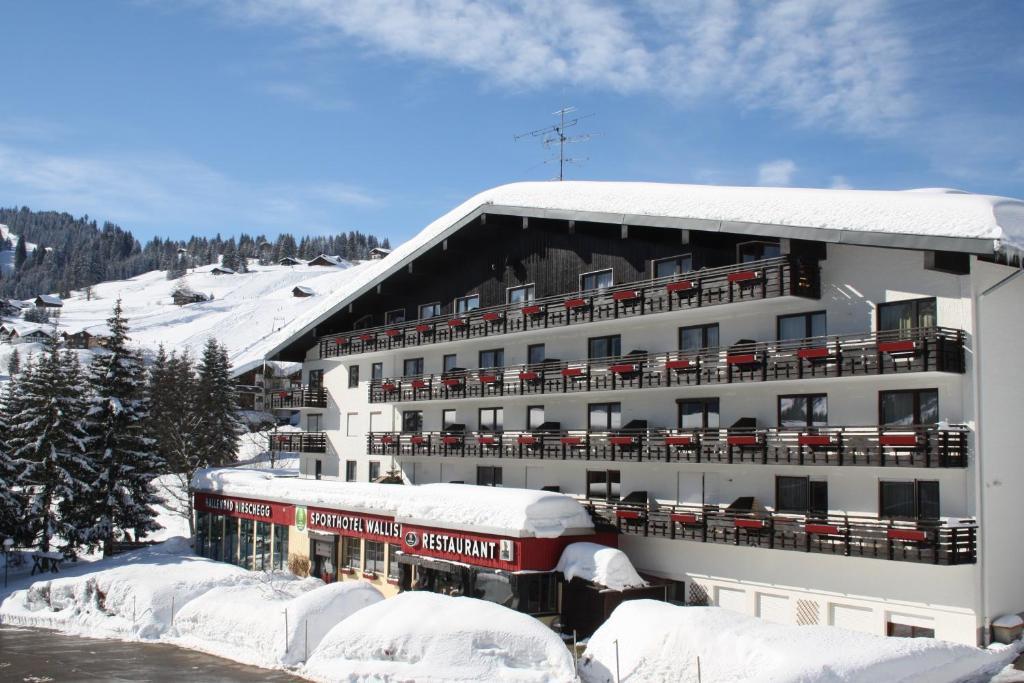 Sporthotel Walliser, Шоппернау, Австрия