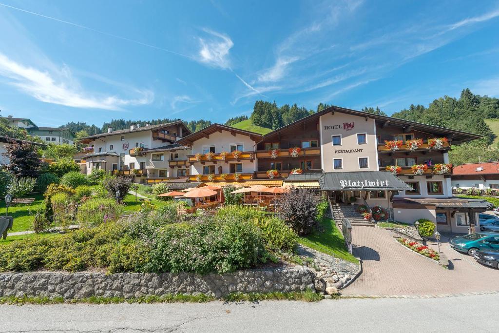 Hotel Platzl, Альпбах, Австрия