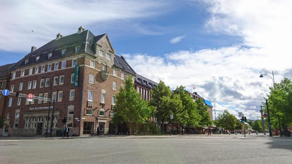Quality Hotel Augustin, Тронхейм, Норвегия