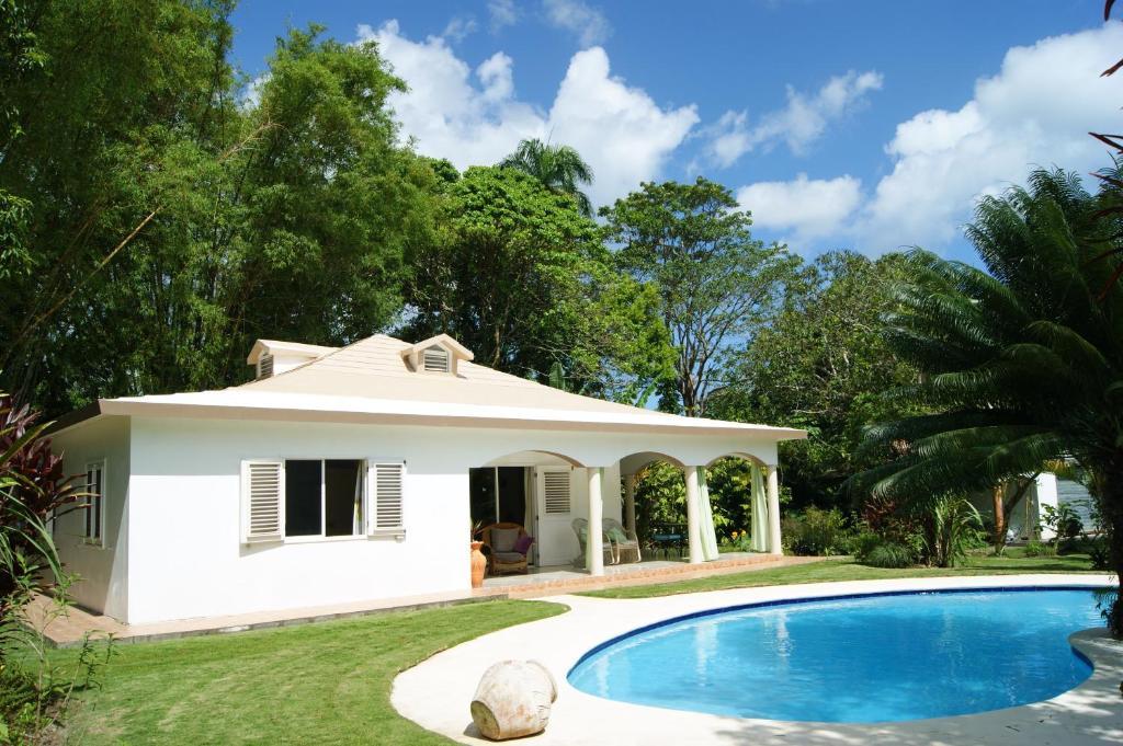 La Cañada El Limón, Санта-Барбара-де-Самана, Доминикана