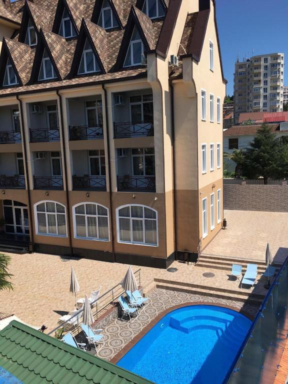 Отель Русалина, Сочи