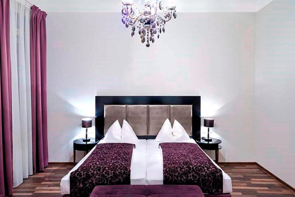 Hotel Pension Baron am Schottentor, Вена, Австрия