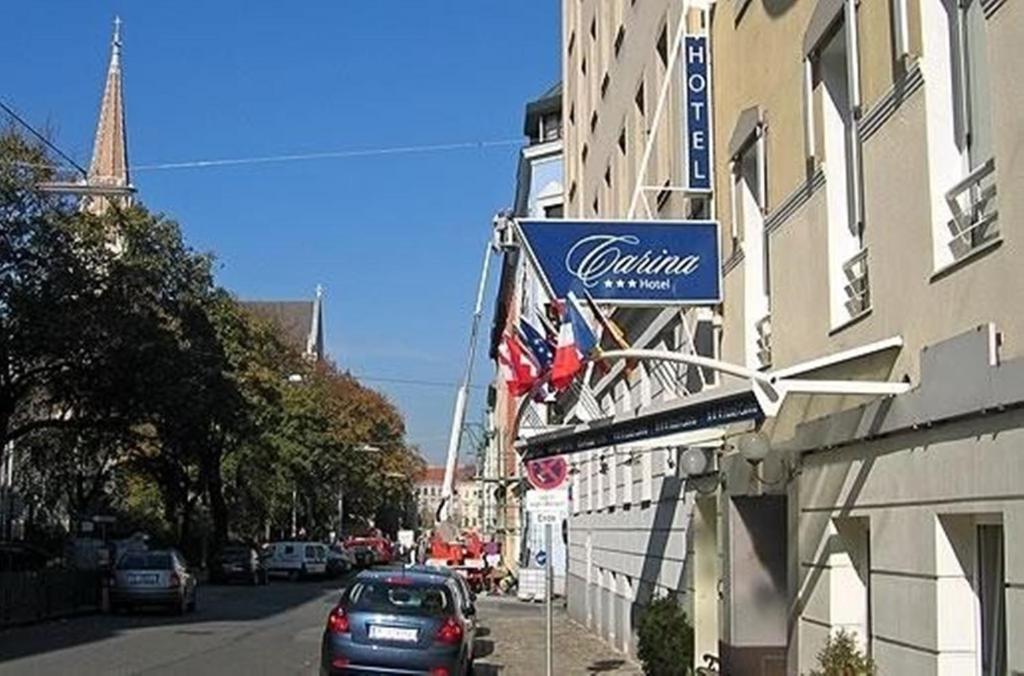 Hotel Carina, Вена, Австрия
