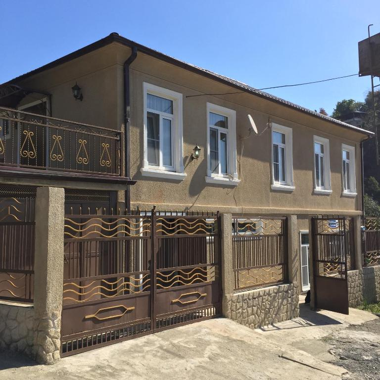 Дом отдыха На Дарсалия, Сухум, Абхазия