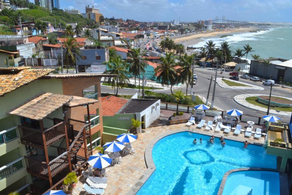 Отель Natal Praia Hotel, Натал