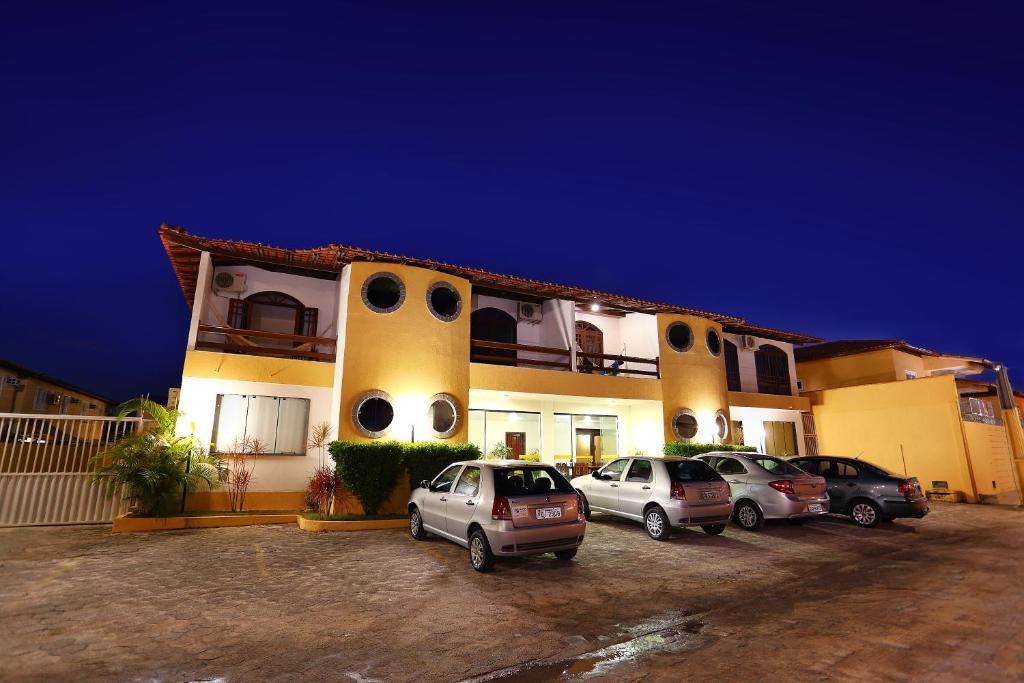 Отель Andimar Hotel, Порту-Сегуру