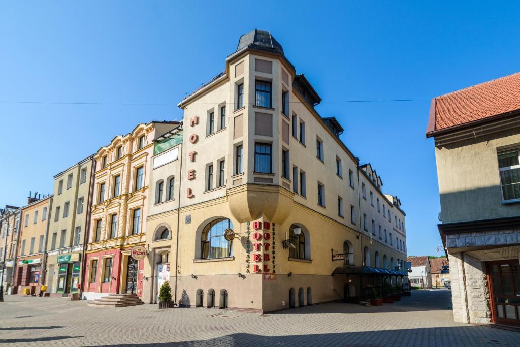 Hotel Bartis, Бартошице, Польша