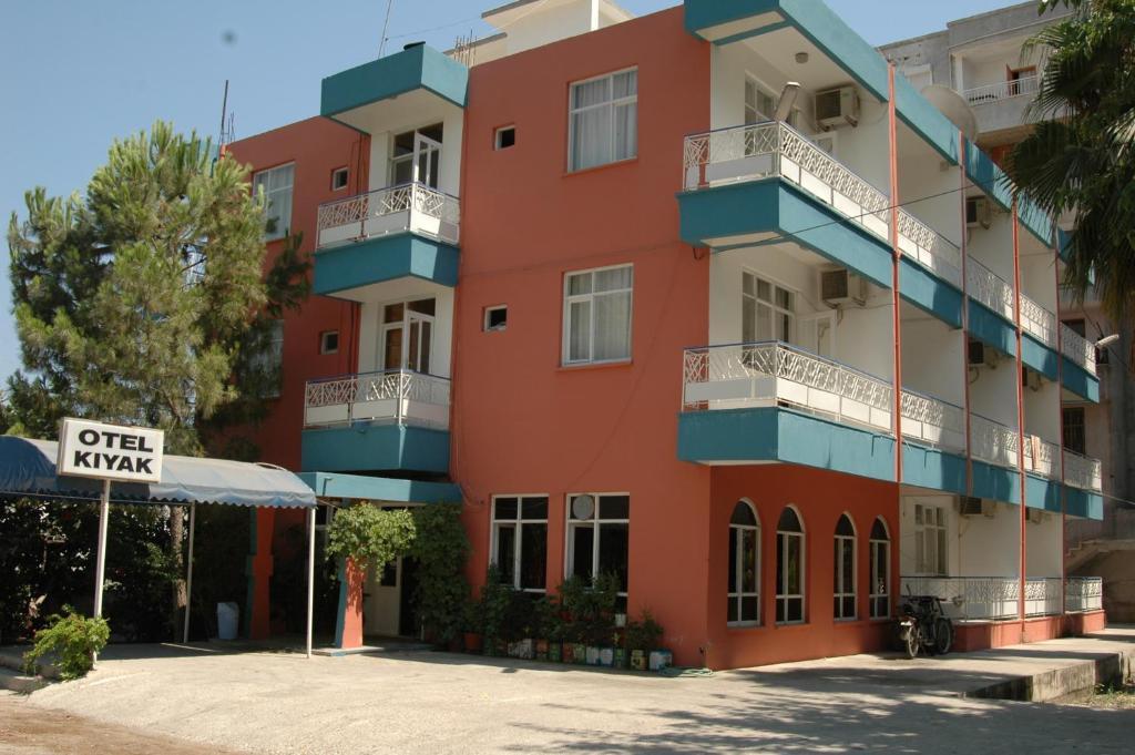 Отель Kiyak Hotel, Демре